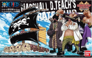 Grand Ship Collection Marshall D.Teach's Pirate Ship