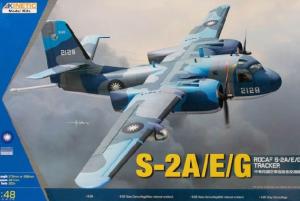 Grumman S-2A/E/G Tracker ROCAF