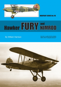 Hawker Fury and Nimrod