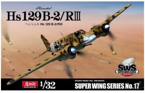 Henschel Hs 129 B-2/RIII