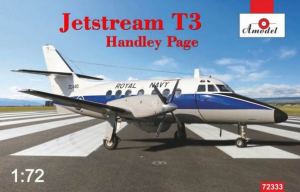 Handley Page Jetstream T3