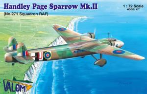 Handley Page Sparrow Mk.II
