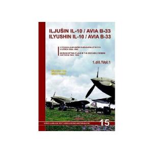 ILYUSHIN IL-10 / AVIA BA-