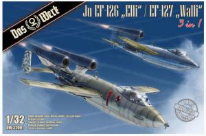 "Junkers Ju EF-126 ""Elli"" / EF-127 ''Walli''"