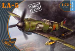 Lavochkin La-5 Early Version
