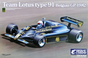 Lotus type 91