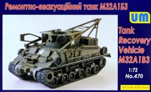 M32A1B3 Tank Recovery Vehicle