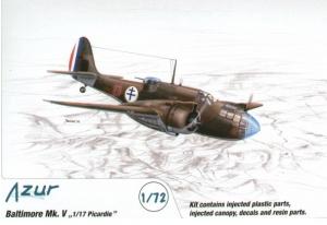 Martin Baltimore Mk.V 1/17 Picardie