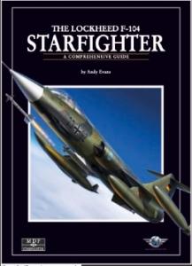 MDF36 The Lockheed F-104 Starfighter