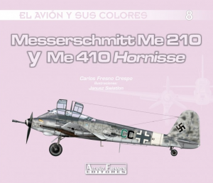 ME-210 &  ME-410 HORNISSE