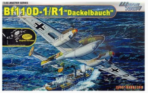 Messerschmitt Bf110D-1/R1