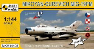MiG-19PM Farmer D