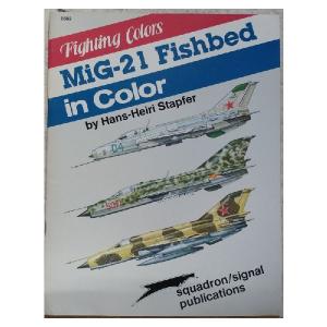 MIG-21 FISHBED SQUADRON