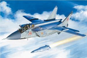 MiG-31BM w/ KH-47M2