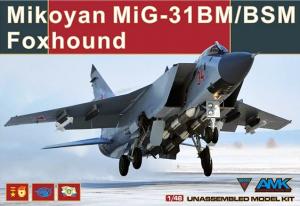 MiG-31BM/BSM Foxhound