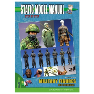 MILITARY FIGURES FOR DIORAMAS