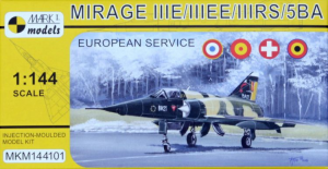 Mirage IIIE/EE/RS/5B