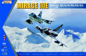 MIRAGE IIIE/O/R