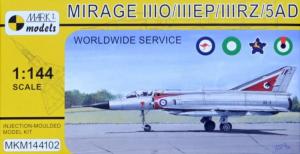 Mirage IIIO/EP/RZ/5AD