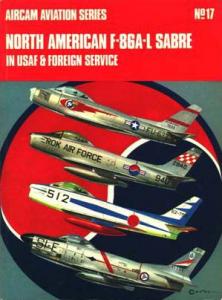 NORTH AMERICAN F-86A-L SABRE