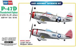 P-47D Thunderbolt Fighter