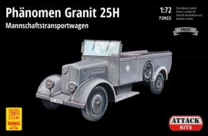 Phanomen Granit 25H