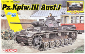 Pz.Kpfw. III Ausf.J Initial/Early Production