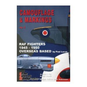 RAF FIGHTERS 1945-1950 OVERSEAS BASE