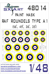 RAF Roundels Type A1