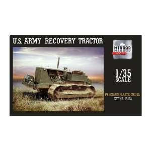 RECOVERY TRACTOR