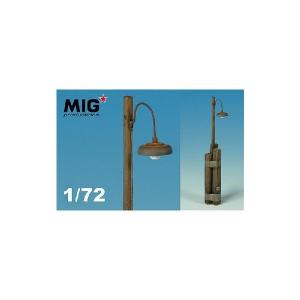 RUSSIAN INDUSTRIAL LAMP