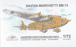 Savoia Marchetti Sm.74