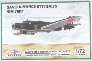 Savoia Marchetti Sm.75 / Sm.75Rt