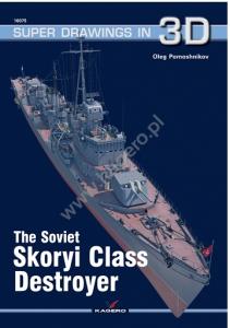 Skoryi Class Destroyer