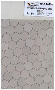 Soviet Airfield Display Base (hexagons)