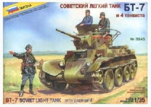 Soviet BT-7