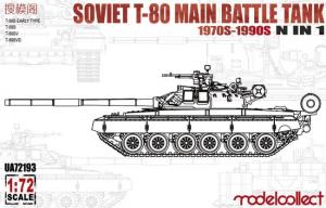 Soviet T-80