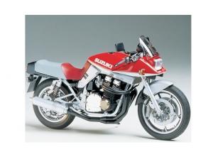 Suzuki GSX1100S Katana Custom Tuned