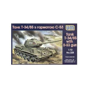 T-34/85 WITH GUN S-53