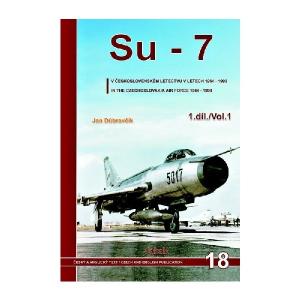 SU-7 IN THE CZECHOSLOVAKIA AF (1964-1990)