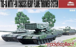 TOS-1A WITH T-90