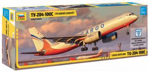 TU-204-100C Cargo airplane