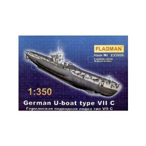U-BOAT TEDESCO VII C