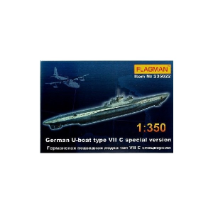 U-BOAT TEDESCO VII C EDIZIONE SPECIALE