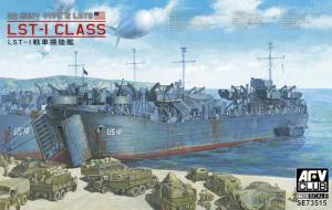 U.S. Navy LST-1 Class (Type II)