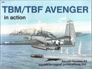 TBM/TBF AVENGER in action