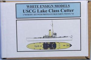 USCG Lake Class Cutter