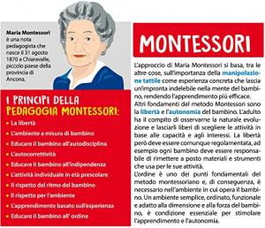 MONTESSORI - L'INVENTAFAVOLE del mondo fantastico