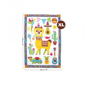 Tappetino da gioco Fiesta to Bag Yookidoo 40167