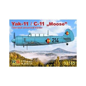 YAK-11/C-11 'MOOSE'